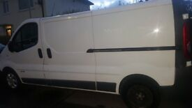 I sale this van becouse I change my job everything is good with my van