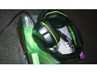 Lvl3 Afterglow wired headset