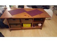 Coffee table IKEA, real wood