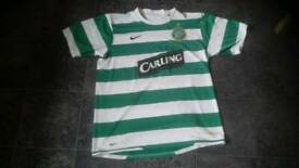Lisbon Lions 40 year anniversary Home Celtic Top