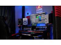 Recording Music Studio Available