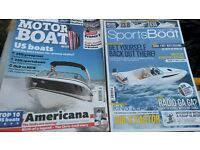 Boat Magazines, spanning up to 10 years ago!