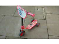 kids push scooter bike