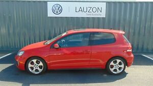2012 Volkswagen Golf GTI double embrayage, toit mag liquidation