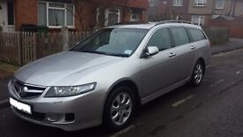 HONDA ACCORD 2007 - FHSH - NO ISSUES - £1800 ono may px or swap ?