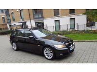 2009 Bmw 3 Series 320d Estate Business Edition Diesel Manual