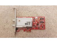PC PCI-E Freeview HD Dual Tuner TBS 6280