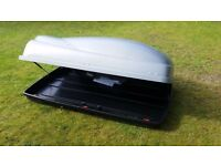 Roof Box Mont Blanc ready fit for Lexus RH 300/400 , May fit other cars