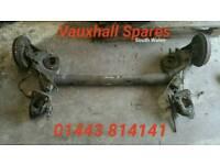 Vauxhall Corsa D Rear Axle