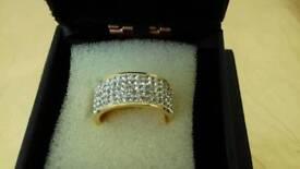 Tresor Paris dress ring