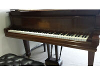 Steinway & Sons model 'A' Grand Piano Rosewood c1900 Restored lovely instrument