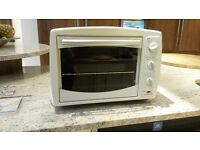 Kenwood oven with rotisserie and convection