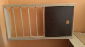 Pigeon fronts. Rotating door frame for pigeons, dovecote. breeding cages Promotion