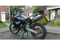2004 KTM 950 Adventure (Black) Good condition for year.
