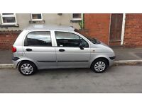 DAEWOO MATIX 2005 - 30390 miles - IMMACULATE CONDITION