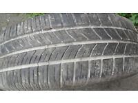 2 185/60 R 14 car tires