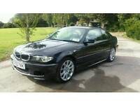 2003 BMW 3 series 318ci auto m sport