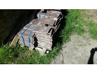 Used Redland roof tiles