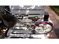 Dawes Li'l Duchess Girls 2015 20 Inch Bike