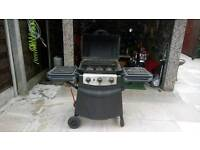 Barbecue used