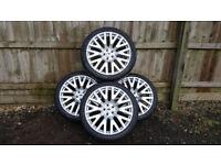 "22"" Range Rover Sport Alloy Wheels & Tyres"
