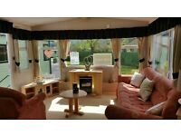 Second hand caravan static holiday home argyll and bute west of scotland highlands