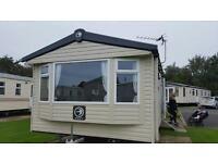 Caravan to rent Berwick Haven family park