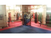 PERSONAL BOXING / FITNESS TRAINING