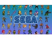 Sega Megadrive plus other built in games consoles with over 4,000 classic games
