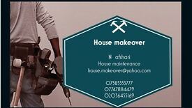 House makeover it's a professional company . Specialist in KITCHEN and BATHROOM FITTING.