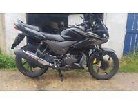 """Honda CBF 125cc """"bargain""""."""
