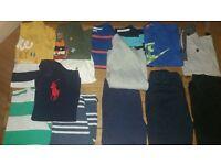 BOYS 4-5 CLOTHES BUNDLE