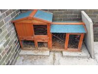 Rabbit Hutch. Two level