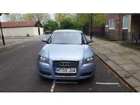 2005 Audi A3 1.6 Blue 5dr hatchback AUTO petrol MOT June2018 full service history 2keys