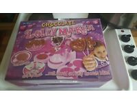 Chocolate Lolly Maker