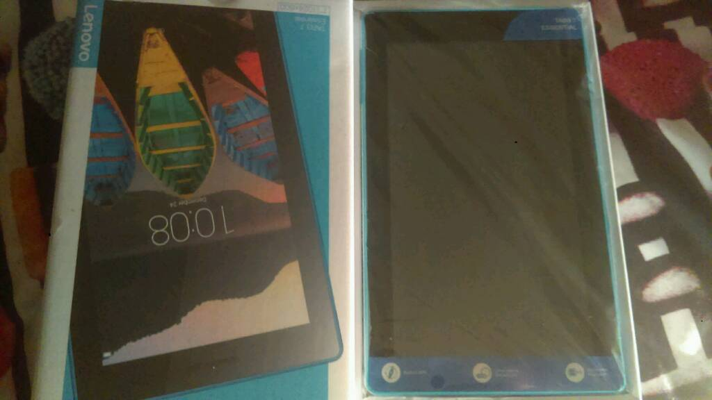 Lenovo tab Brand new never used