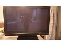 """Panasonic Viera 42"""" Plasma television"""