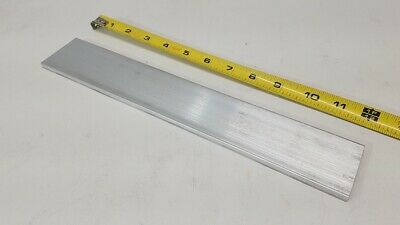 6061 Aluminum Flat Bar 14 X 2 X 12 Long Solid Stock Plate Machining