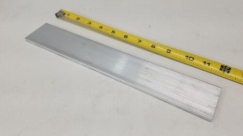 "6061 Aluminum Flat Bar, 1/4"" x 2"" x 12"" long, Solid Stock, Plate, Machining"
