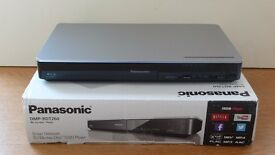 Panasonic BDT260 Smart 3D Blu-ray/DVD player