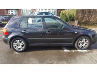 VW GOLF 1.6 SE 2001