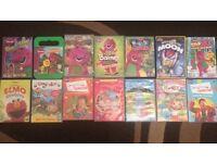 Kids DVD selection - bundle of 14 DVDs