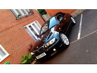 BMW 320CI CONVERTIBLE MANUAL BLACK M.O.T 03/2017 HPI CLEAR 72.000 MILES FSH !