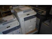 CANON IMAGERUNNER IR113IF MONO DESKTOP COPIER / PRINTER/ FAX 2 CASSETTE ONLY 18K