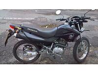 Honda XR 125 L-6 for sale