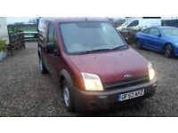 2002 52 ford transit connect lx