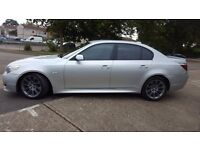 BMW 535d M sport automatic 272 bhp (from 0-60 mph 6.5 seconds