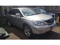 Lexus RX300 2006 Fully Loaded Sat Nav Wooden Pack ( Loads of extras) Warranted Miles