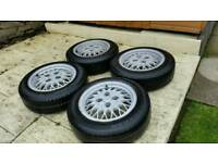 Ford XR3i Cabriolet Alloy Wheels. 4 x 108 Escort Fiesta Ka RS