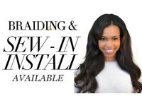 Afro Caribbean Mobile Hairdresser | Wigs & Wig Making Birmingham